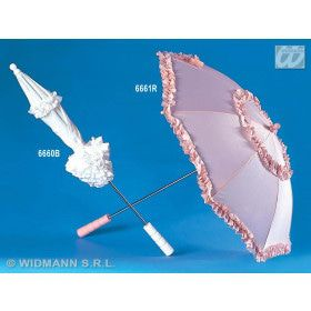 Paraplu Wit 72 Centimeter