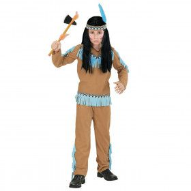 Muwakake Inidaanse Jongen Kostuum