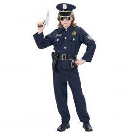 Politie Mr Arrest Kostuum Jongen