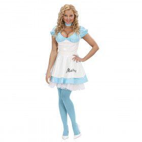 Sexy Malice In Wonderland Kostuum Vrouw