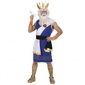 Halfgod Zeus Kostuum Man