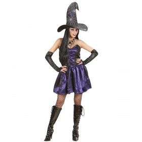 Sexy Heks Halloween Prinses Kostuum Vrouw