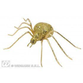 Glitter Spin Goud 6, 5 Centimeter