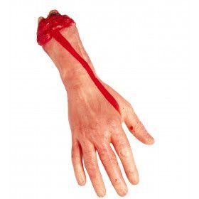 Realistische Gruwelijke Afgehakte Hand
