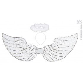 Engel Set Pailletten