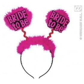 Bopper Zwart Bride To Be