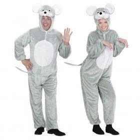 Pluche Muis Sweet Mouse Volwassen Kostuum