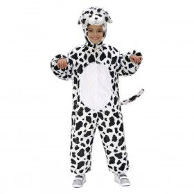 Full-Body Pluche Dalmatier Kind Kostuum Kind
