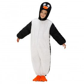 Full-Body Pluche Pinguin Kind Kostuum Kind
