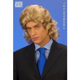 Pruik, Frankie Blond
