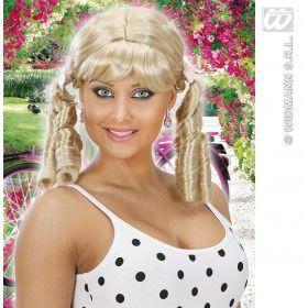 Pruik, Lolita Blond