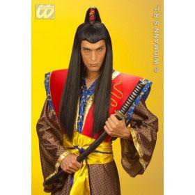 Pruik, Samurai Lang