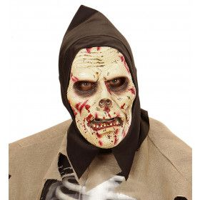 Masker Donkere Zombie Doodloper