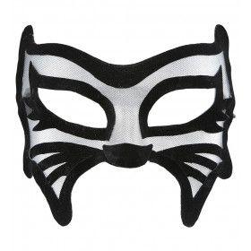 Kitty Kitty Fashion Katten Masker