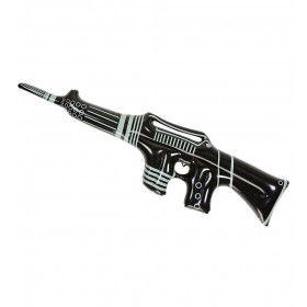 Grappig Opblaasbaar Machinegeweer 90 Centimeter