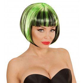 Emo Pruik, Streaks Zwart / Groen