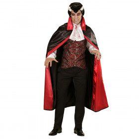 Statige Bloederige Vampier Man Kostuum