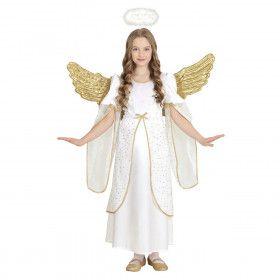 Hemelse Engel Kind Meisje Kostuum