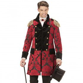 Royale Paradejas Rood Man