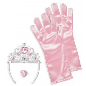 Kinder Prinses Set Roze