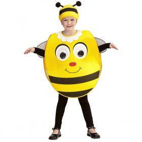 Smiley Bij Grote Ogen Kind Kostuum