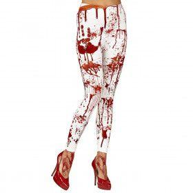 Legging Bloed Bootey Vrouw