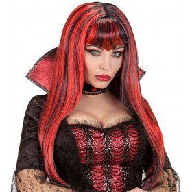 Pruik Vampiria La Bruja