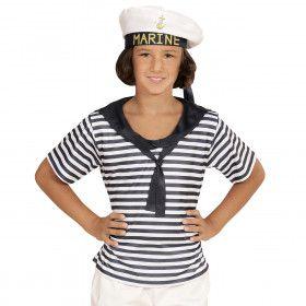 Marine Set Sammy Kind Kostuum