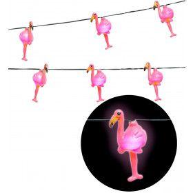 Verlichting 2,5 Meter Flamingos
