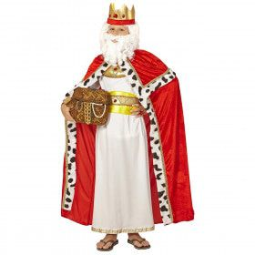 Koning Midas Jongen Kostuum