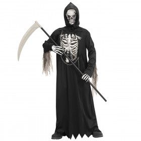 De Zwarte Dood Jongen Kostuum