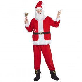 Kerstman Karel Kostuum