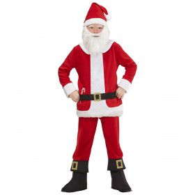 Kerstman Karel Jongen Kostuum
