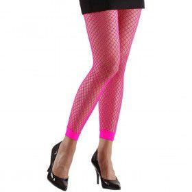 Basis Visnet Legging Roze Vrouw