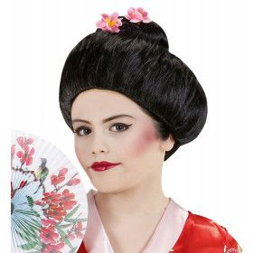 Pruik, Geisha Meisje Kyoto