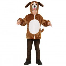 Hoodie 98 Centimeter Trouwe Hond Kind