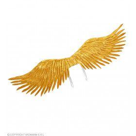 Gouden Vleugels Engel 100 X 25 Centimeter