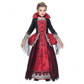 Venijnige Bloedzuchtige Vampier Meisje Kostuum