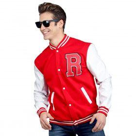 College Jack High School USA Man Kostuum
