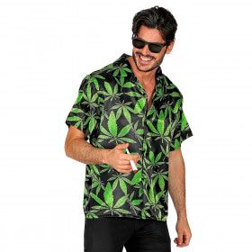 Cannabis Shirt Lekkere Trek Man