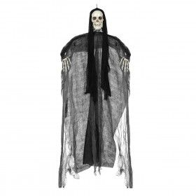 Zwarte Grim Reaper 153 Centimeter