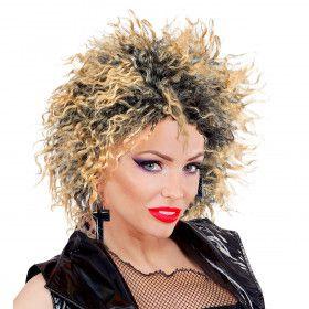 Pruik Jaren 80 Popster Madonna