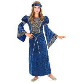 Hofmeisje Renaissance Gwendolyn Kostuum