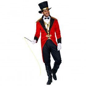 Ringmeester Circus Voorstelling Man Kostuum