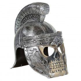 Schedel Helm Romeinse Horror Legionair