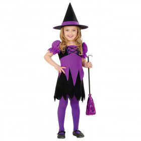 Afschuwelijk Vieze Toverdrank Heks Meisje Kostuum