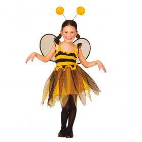 Honingbij Met Bolle Voelsprieten Meisje Kostuum