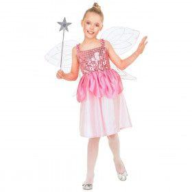 Fantastische Fee Fabiola Meisje Kostuum