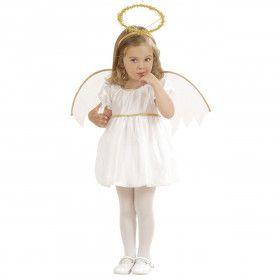 Onschuldige Bengel Engel Meisje Kostuum