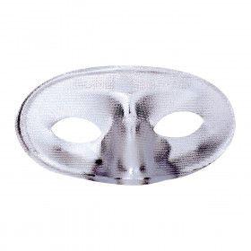 Oogmasker Masquerade Zilver